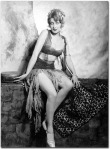 Ruth Etting – 1929 Whoopee! promotional still, by Alfred CheneyJohnston