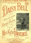 1892-Daisy Bell (Harry Dacre) Miss KatieLawrence-1a