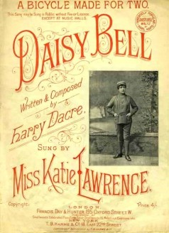 1892-Daisy Bell (Harry Dacre) Miss Katie Lawrence-1a