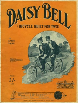 1892 Daisy Bell (Harry Dacre)