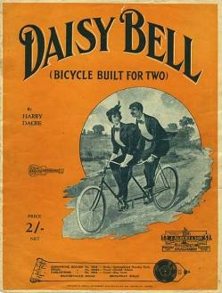 1892 Daisy Bell (Harry Dacre)