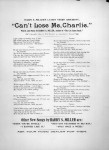 1893-Can't Lose Me, Charlie-sheet 4-back-lyrics-Brown Univ