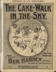 1905 Cake-Walk in the Sky (Ben Harney)1