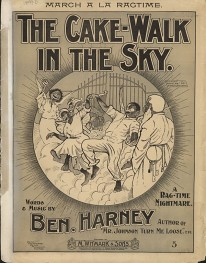 1905 Cake-Walk in the Sky (Ben Harney) 1