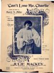Can't Lose Me, Charlie-1893-sheet 1-BrownUniv
