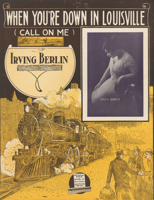 irving berlin essay The essay sheds light on the main argument of the meaning and determining of different points of view about the chosen song  irving berlin's 1909 that.