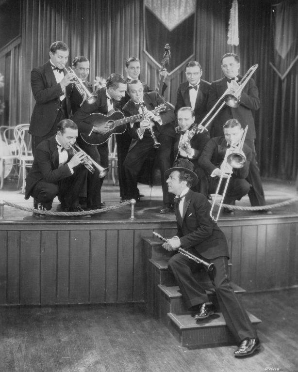 Ted Lewis And His Band - She's Everybody's Sweetheart - San