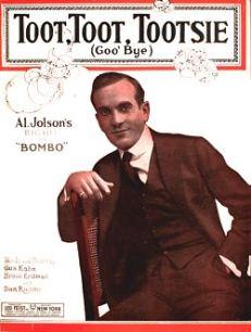 1922-Toot-toot-tootsie-Jolson