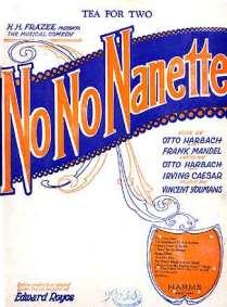 1924-TeaforTwo-Nanette-sheetcover