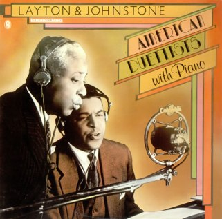Layton & Johnstone, American Duettists with Piano
