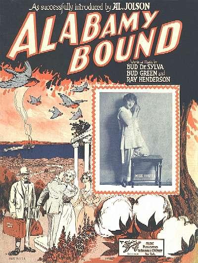 1925 alabamy bound 1