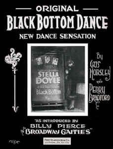 1926-Original Black Bottom Dance-composed 1919-m. Perry Bradford, w. Gus Horsely-1
