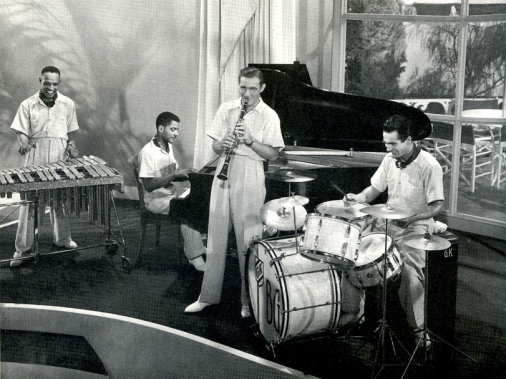 Image result for benny goodman quartet moonglow