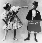 Adele and Fred Astaire, 1905, Getty 103661108