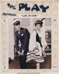 Adele and Fred Astaire, Lady Be Good, 1924, The Play front cover, no. 291