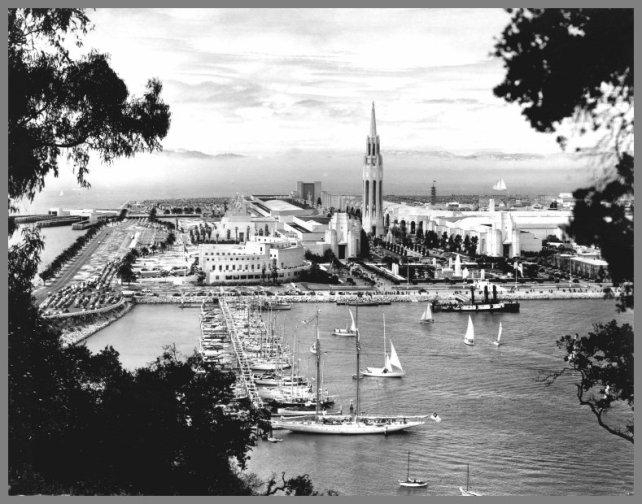 Golden Gate International Exposition, 1939-40, Treasure Island (1)