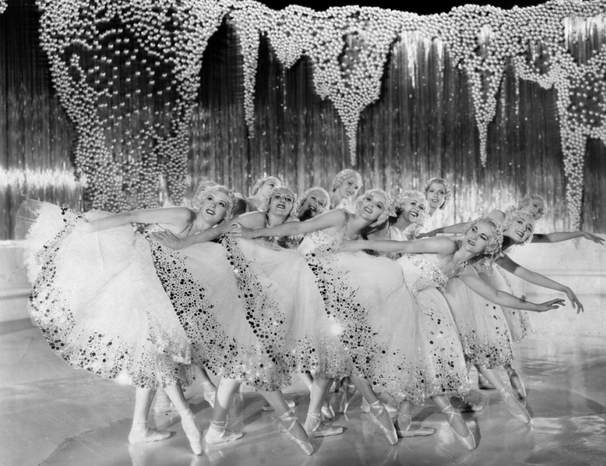 Albertina rasch great austrian dancer married dimitri tiomkin in