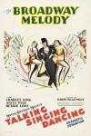 Broadway Melody (1929) poster_1_dm