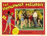 Broadway Melody (1929)_poster 2_dm