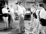 Broadway Melody (1929) chorus line rehearsal-sm-1a