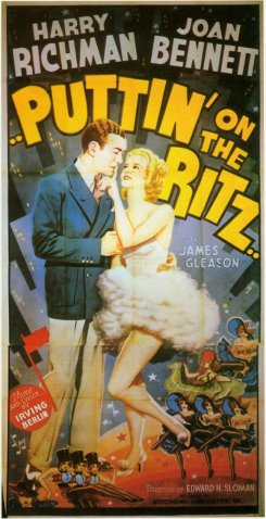 Puttin' On the Ritz (1930) poster 1