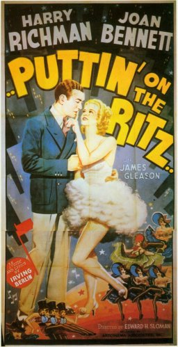 Puttin' On the Ritz (1930) poster 1