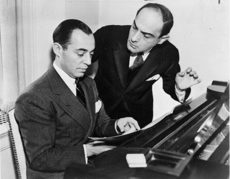 Rodgers & Hart: selected standards from the musicals of 1925-1934