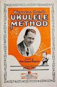 Ukulele Method-Wendell Hall, 1925-d30-px1-c1