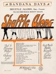Bandana Days (Sissle & Blake) sheet music,1921
