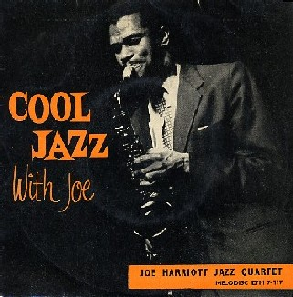 1954-Joe Harriott-Cool Jazz With Joe (EP)