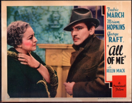 All of Me (1934) poster-1a