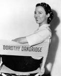 Dorothy Dandridge-director's chair-1