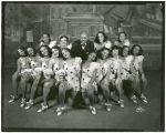Eubie Blake and chorus girls of Shuffle Along[1933]