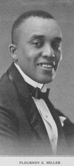 Flournoy E. Miller_1923_1