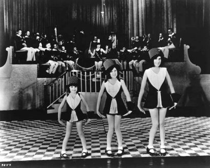 Gumm Sisters, in The Big Revue (1929)