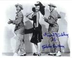Nicholas Bros and Dorothy Dandridge--Chattanooga Choo Choo, 1941 (signed)-2