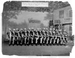 "Shuffle Along ""Bandana Days"" number, edit of photo from the Eubie Blake Collection/Maryland HistoricalSociety"