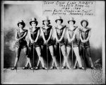 """Scene from Eubie Blake's Shuffle Along Jr. 1928-1929"""