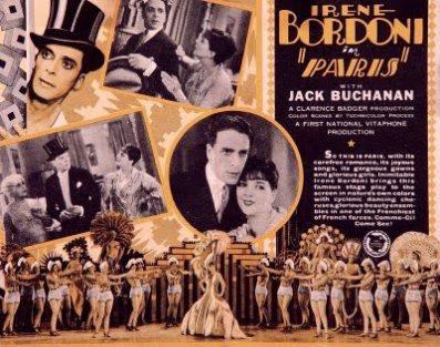1928 Paris, Cole Porter, Irene Bordoni