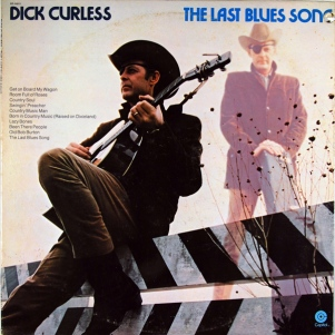 1973 Last Blues Song (LP)-Dick Curless-Capitol Records ST-11211