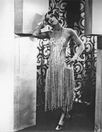 Fredi Washington as featured dancer in Black and Tan (1929)