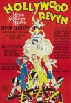 Hollywood Revue of 1929_Swedish poster_doctor macro_1