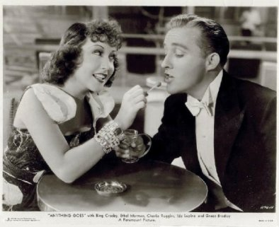 Anything Goes (1936) Ethel Merman and Bing Crosby, promo-1-t35-f10-hx141