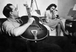 Django, Sonia Dimitrivitch (Gypsy singer) New York1946-1