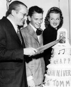 Dorsey Sinatra Stafford-1947-1