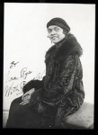 Florence Mills-coat and hat-t50