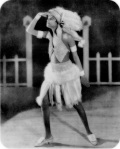 Florence Mills - Indian Habits number, Dixie to Broadway, London, 1926 (2a)