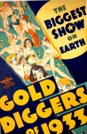Gold Diggers of 1933-poster 2a