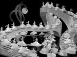Gold Diggers of 1933-Shadow Waltz-Berkeley violin dance-2a