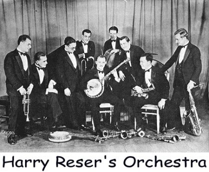 Harry Reser and his Orchestra-1